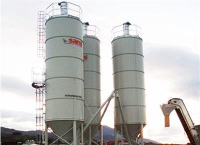 Vertical Cement Silos