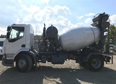 1 off used DAF / HYDROMIX SRY350G Self-Loading Concrete Truck Mixer