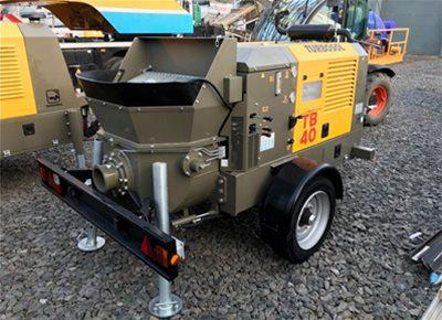 Used Concrete Pumps | Concrete Pumps For Sale UK | Utranazz