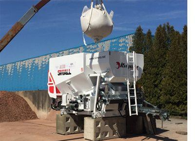Precast Concrete Batching Plants
