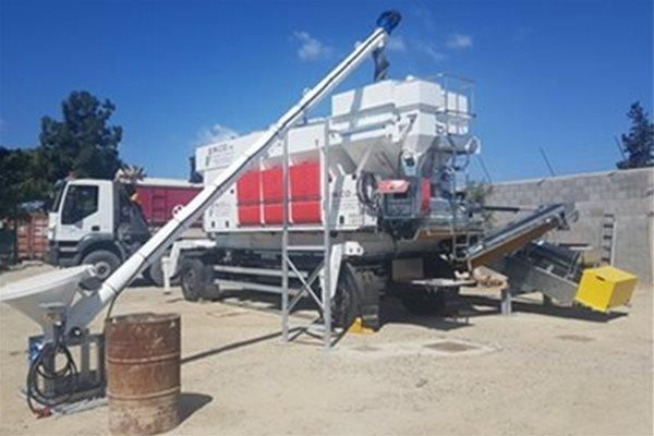 Utranazz Announces a New Precast Concrete Batching Plant Range