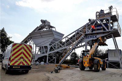 Why Have Our Concrete Batching Plants Been So Popular in the UK?