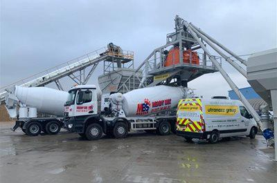 Mitcham Building Supplies Invests £500K in New Concrete Batching Facility from Utranazz