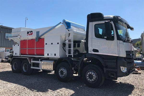 Utranazz to Launch New K960 at the UK Concrete Show 2019