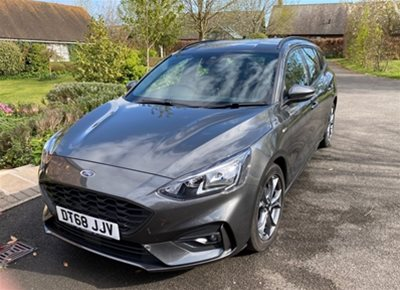 1 off Used FORD FOCUS ESTATE model ST-LINE 1.5TDCI 120PS (2019)