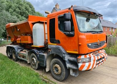 1 off Used RENAULT / REIMER 9m3 Volumetric Concrete Mixer (2012)