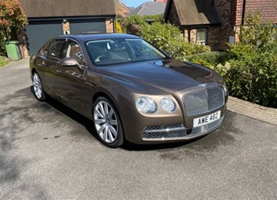 Used BENTLEY Flying Spur model W12 (2015)