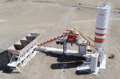 Why Utranazz concrete batching plants make efficient on-site solutions